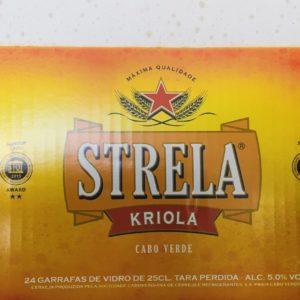 Caixa de Cerveja Strela 6x1L