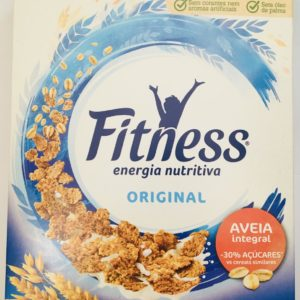 Fitness Original Cereal Nestle 375 g