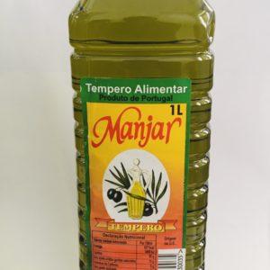 Azeite Tempero Manjar GRF Plastico 1L