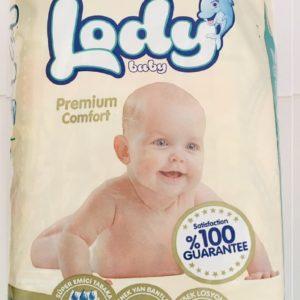 Fralda Lody Midi T3 4-9kg 9pc