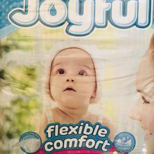 Fralda Joyful Advanti T3 4-9 kg 68pc