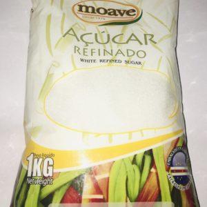 Açúcar Moave Refinado 1kg
