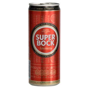 Cerveja Super Bock Lata 50cl