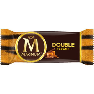 Magnum Double Caramel 88ml/73g