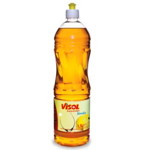 Detergente Visol Lava-loiça Limão 1,5L