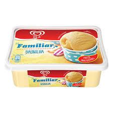 Olá Familiar Baunilha  1000ml/ 450g