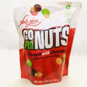 Go Nuts Pea, amêndoas com chocolate