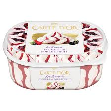 Carte D'OR Yoghort & forest fruit 900ml/500g