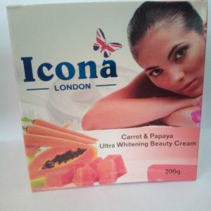 Creme – Icona Carrot e Papaya