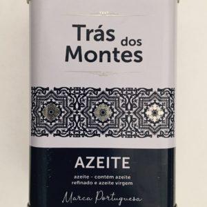 Azeite Lata Trás dos Montes 200ml