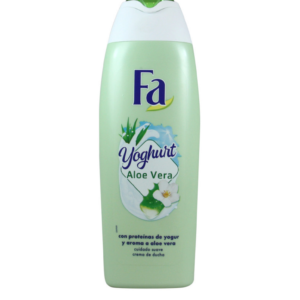 Gel de Banho FA Yoghurt  Aloe Vera 550ml