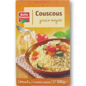 Couscous grain moyen Belle France 500g