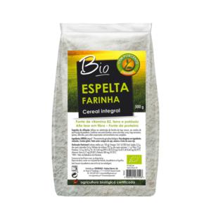 Espelta Farinha Integral 500g