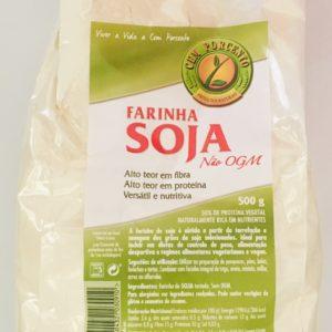 Farinha Soja 500g