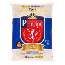 Arroz Branco Príncipe 1Kg