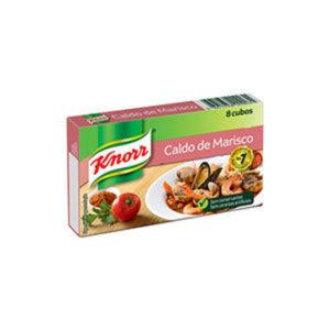 Caldo de Marisco Knorr 8 cubos