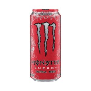 Energético Monster Ultra Red 500ml