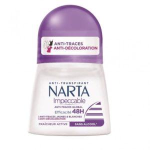 Desodorante Narta 48h – Anti Descoloração  – 50ml