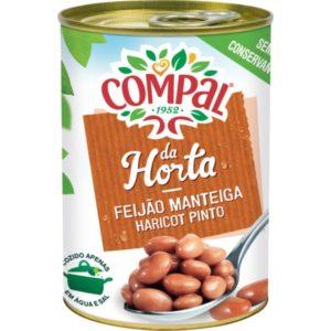 Feijão Manteiga Compal 410g