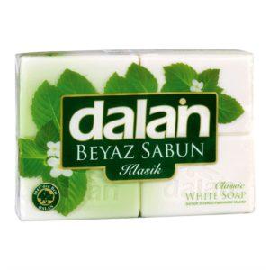 Sabão Branco Dalan 200gx4