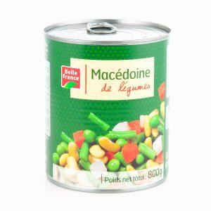 Macedónia Belle France 800g
