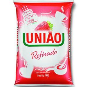 Açúcar União Refinado 1kg