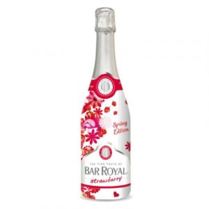 Vinho Espumante de Morango 75cl Bar Royal