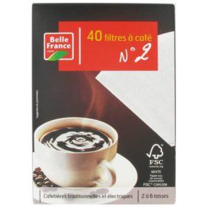 Filtro P/café Nº2