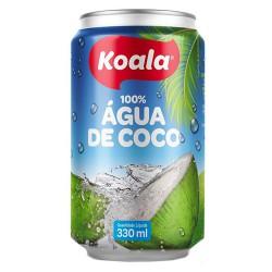 Água de Coco 100% Koala 330ml