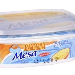 Manteiga Mesa com Sal 250g