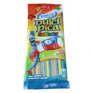 Gomas Multicolor Vidal 100g
