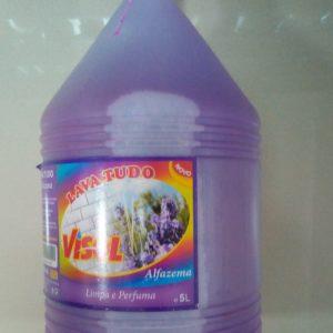 Lava Tudo Visol Alfazema 5L
