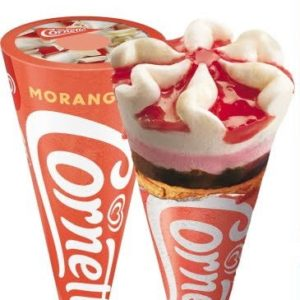 Cornetto de Morango 120ml