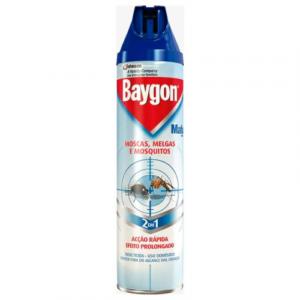 Inseticida Baygon – Moscas e Mosquitos 400ml