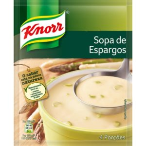 Sopa Knorr de Espargos 70g