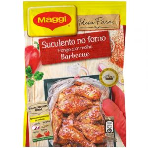Maggi Suculento no forno – Molho Barbecue 30gr