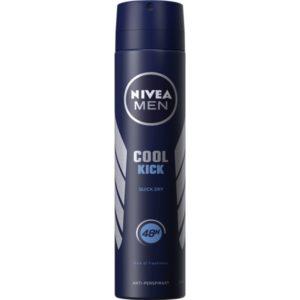 Sprey Nivea Men Cool Kick 200ml
