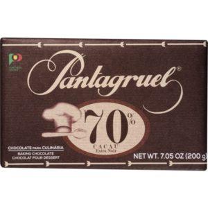 Pantagruel Chocolate para Culinária 70% 200g