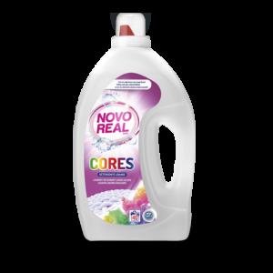 Detergente Novo Real Cores 40D – 3L