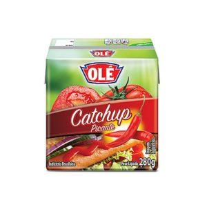 Catchup Olé com Picante 280gr