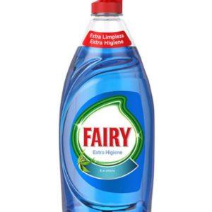 Lava Loiça Fairy Extra Higiene Eucalipto 500ml
