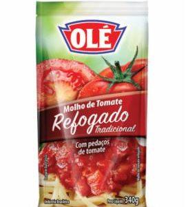 Molho Olé Tradicional – Refogado 340gr