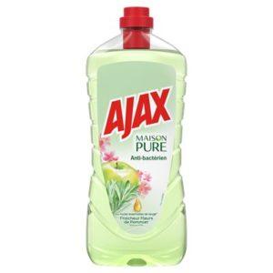 Lava Tudo Ajax Maçã 1,25L