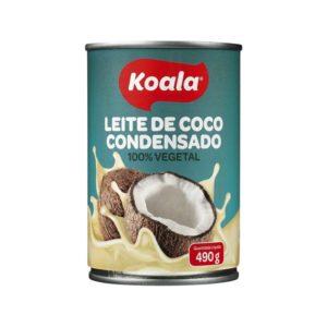 Leite de Coco Condensado Koala – Sem Lactose 490gr