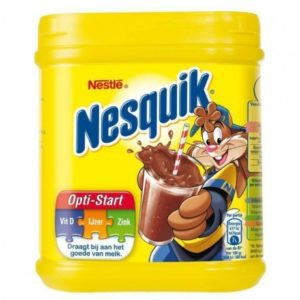 Chocolate Nesquik Plus Nestlé 500gr