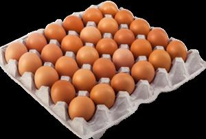 Palete de 30 Ovos