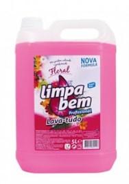 Lava Tudo Limpa Bem Floral 5L