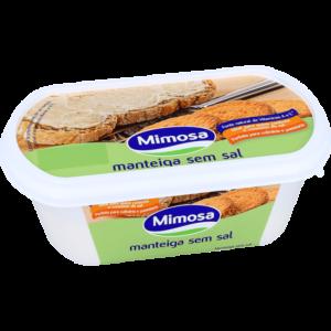Manteiga Mimosa sem Sal 250g
