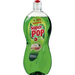 Lava loiça Super Pop Maça 700ml