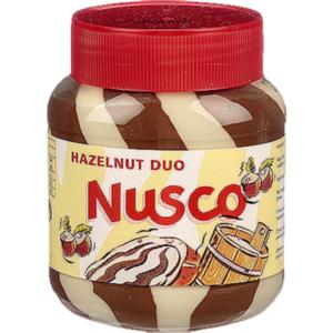 Nusco Chocolate Duo 400g